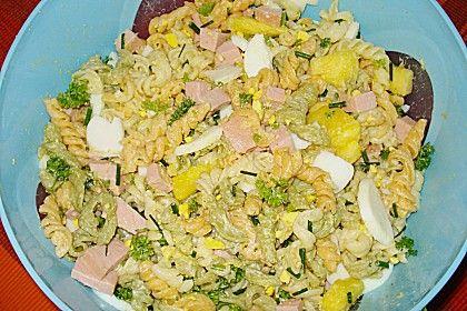 Nudelsalat mit Miracel Whip & Joghurt