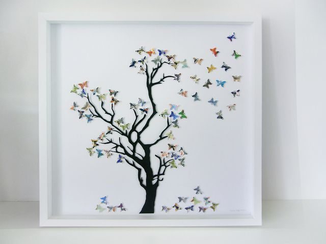 Fly Away With Me Tree Art