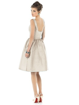 Classic champagne cocktails dresses