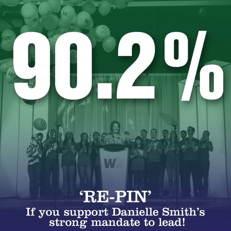 Last night, Danielle Smith's leadership was endorsed by 90.2% of members at the Wildrose AGM in Red Deer.   With such an overwhelmingly strong endorsement from party members, Danielle will lead Wildrose into the next election and hopefully into government in 2016! #ableg #wrp #alberta