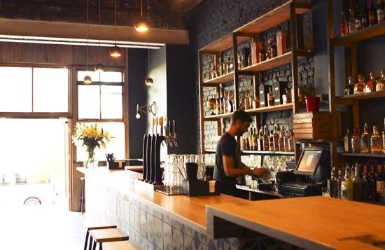 Have a drink at Cabrito in Green Point.