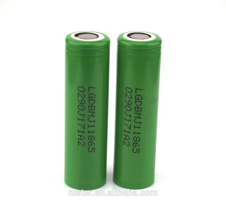 High energy density long life 18650 battery lg mj1 rechargeable li-ion battery