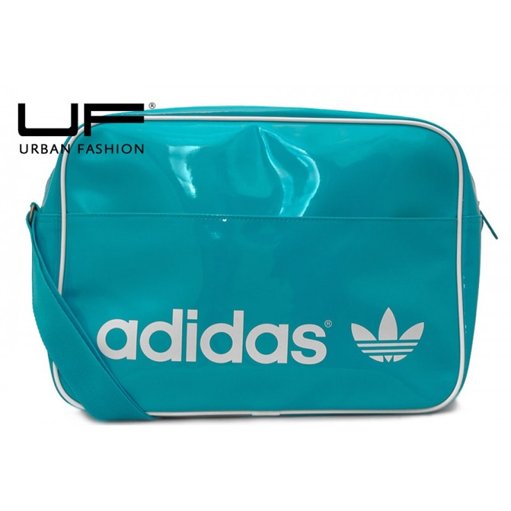 Bolso Adidas Airline Bag Patent