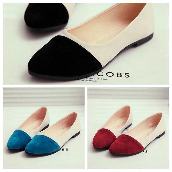 Novo Feminino Moda Casual Flat sapatos de Balé Sapatilha Flats Sapatos Tipo Single | Roupas, calçados e acessórios, Calçados femininos, Sapatilhas | eBay!