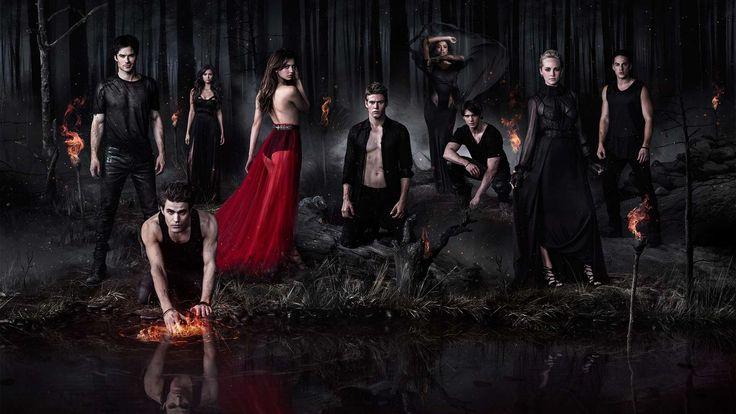 The Vampire Diaries 7. sezon 1. bölüm izle