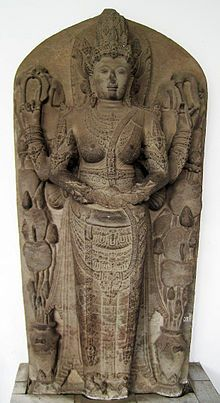 Tribhuwana Wijayatunggadewi, was a queen regnant in Majapahit Empire (1328-1350). Under her command, Majapahit started the monumental expansion that will made it the greatest kingdom in South East Asia in her son's reign. She is also a brave queen, leading army to crush rebellions herself, and upheld honor and integrity.