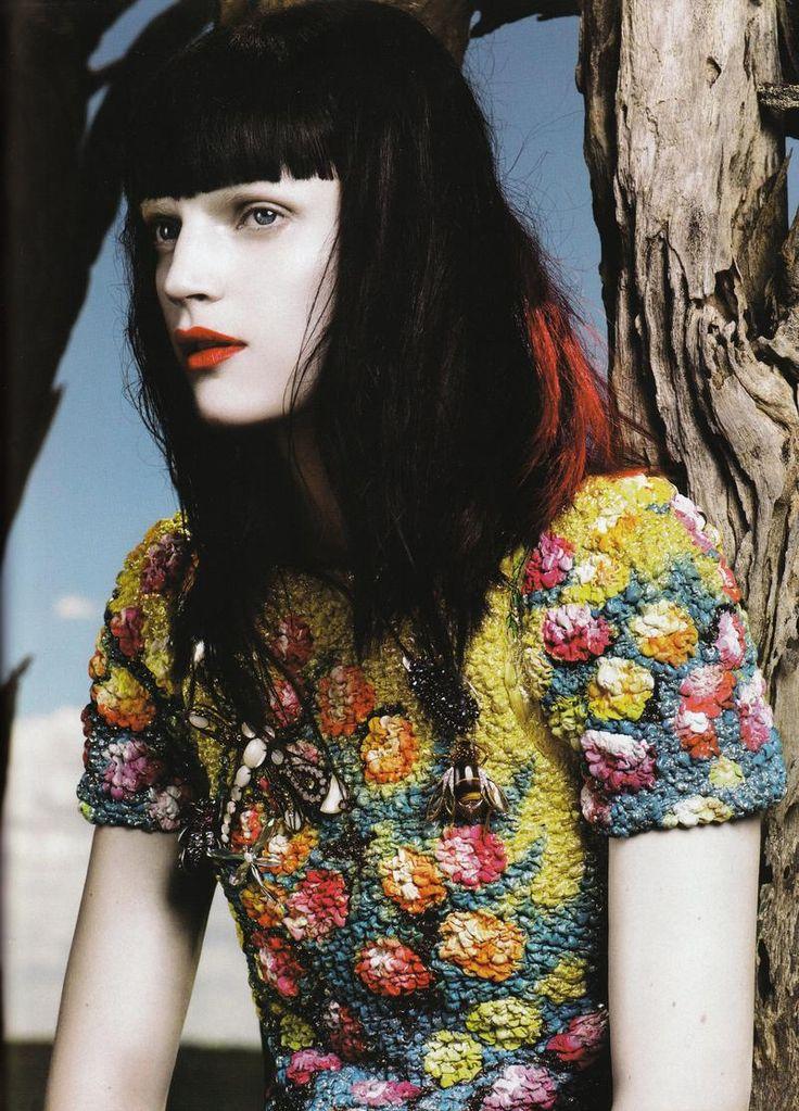 Vogue Paris - Magie de la nature