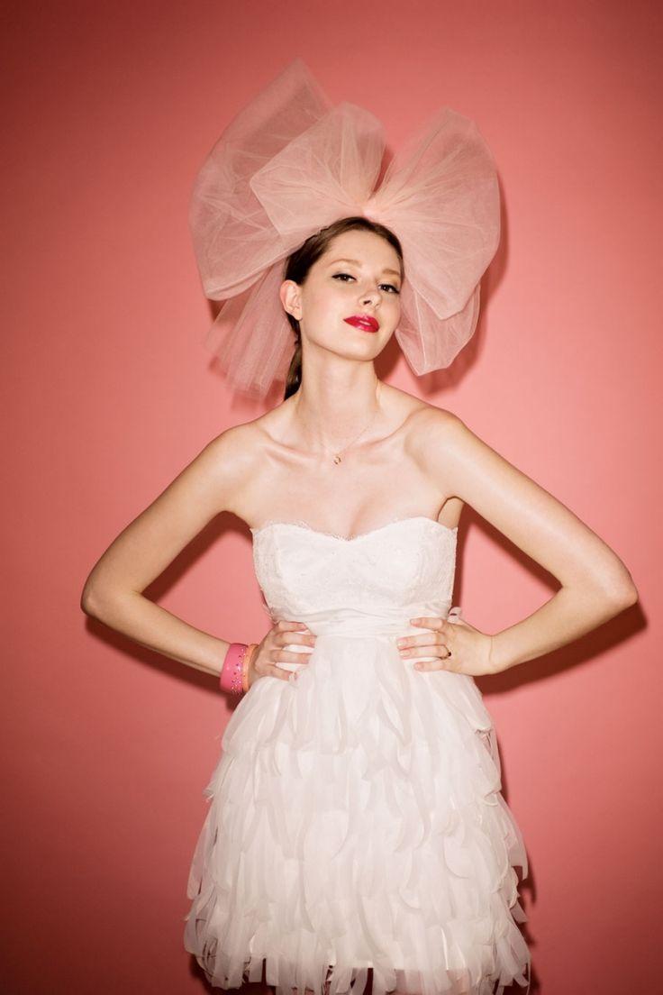 88 best Vestidos images on Pinterest | Bridal bouquets, Wedding ...