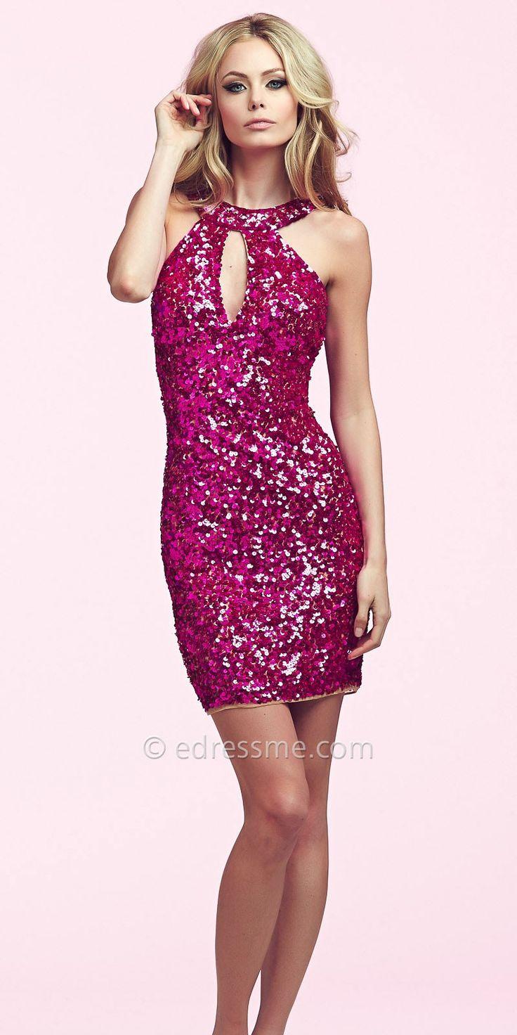 527 best Bling bling cocktail dresses images on Pinterest | Evening ...