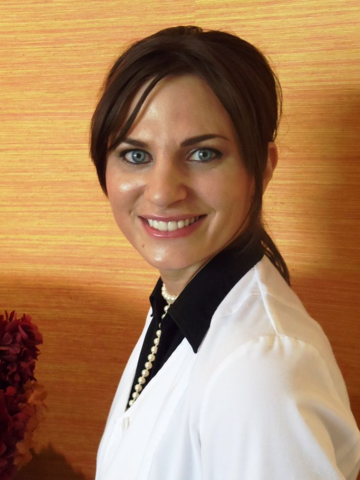 Angela Gill, a licensed master aesthetician, trainer and