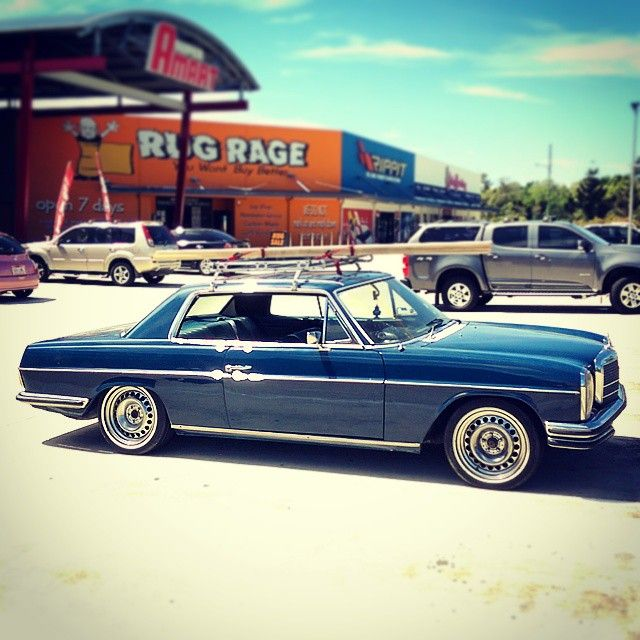Instagram media by escaping_brisbane - Working class girl! #w114 #w115 #280ce…