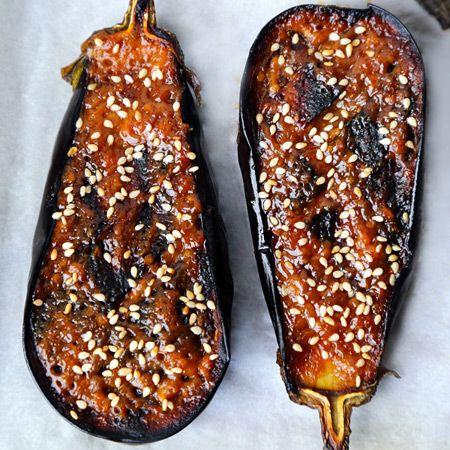 Easy asian marinated eggplant recipes
