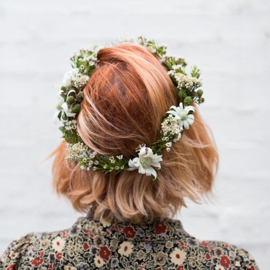 Making flower crowns should be fun and easy! Here are tips for making yours successful and beautiful.