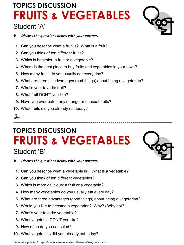 Fruits and Vegetables, English, Learning English, Vocabulary, ESL, English Phrases, http://www.allthingstopics.com/fruits--vegetables.html
