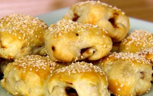 Roast Pork Pastry Puffs by Ching-He Huang (Pork) @FoodNetwork_UK