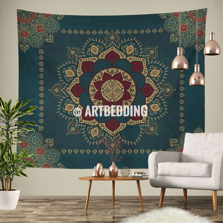 25 best ideas about bohemian tapestry on pinterest for Indie wall art ideas