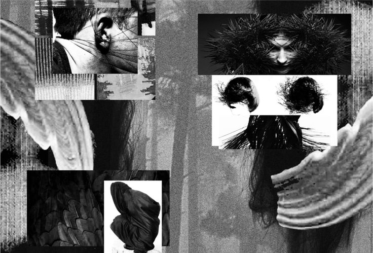 GRAPHIC COLLAGE made by Sofia Lai