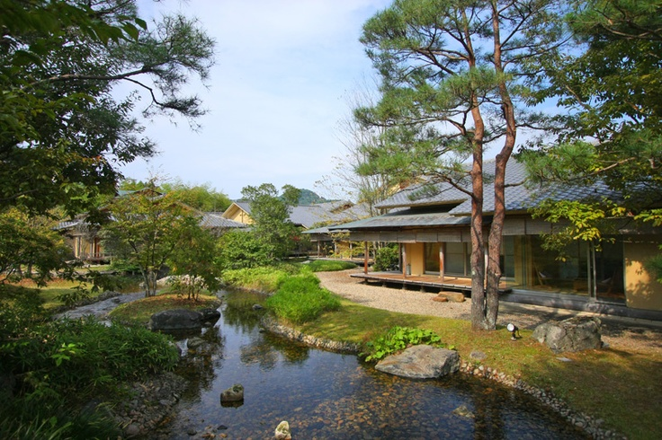 秋保温泉 茶寮宗園  http://travel.rakuten.co.jp/platinum/pltnm/hotel/38345/index.html