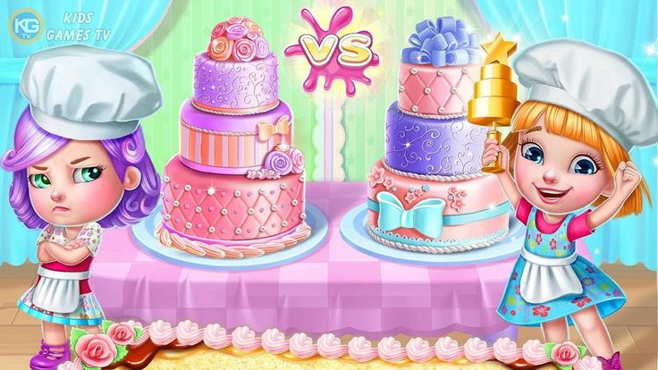 Real Cakes Maker 3D Learn Cooking for Kids - Kids Games TV