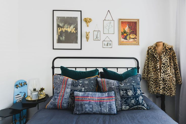 Les 25 Meilleures Id Es Concernant Chambre Coucher En L Opard Sur Pinterest D Cor De Chambre