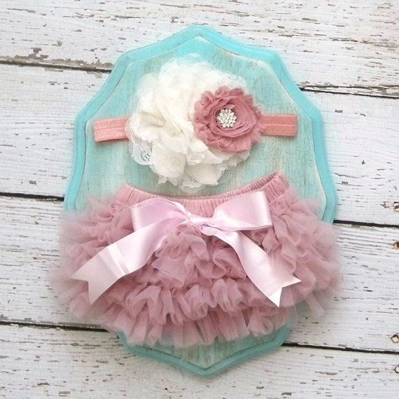 NEW Baby Girl TuTu Bloomers Ruffle Vintage by LolaBeanClothing, $19.95