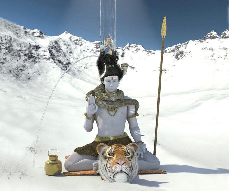 Lord Shiva | We... Illuminati Sign