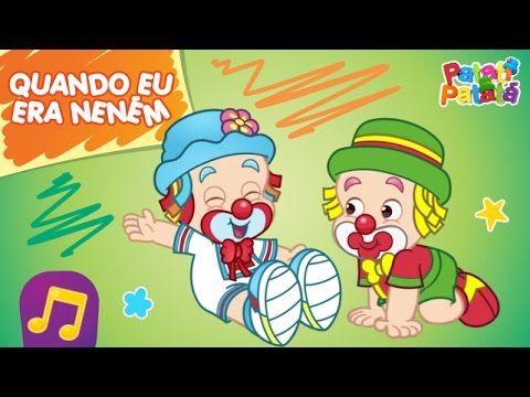 Patati Patatá - Quando Eu Era Neném (DVD O Melhor da Pré-escola)