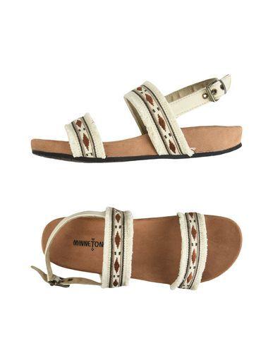 MINNETONKA Sandals. #minnetonka #shoes #