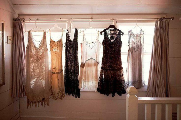 Bridesmaid dress inspiration.  Different flapper dresses!