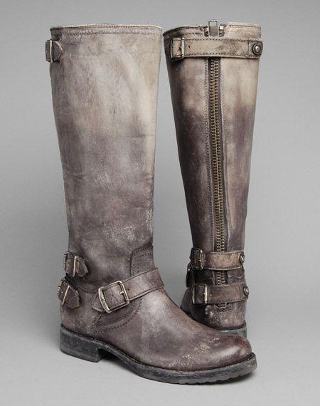 Frye Boots - stone