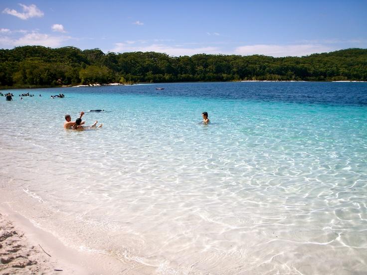 Been: Fraiser Island, Australia