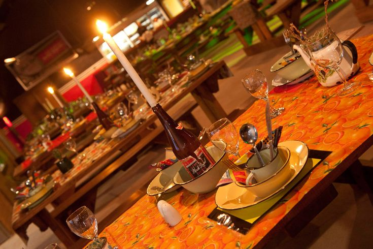 To the Shebeen - Table Decor & Concept by WrxGrp