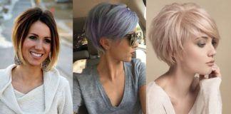 Эти 7 видов стрижек на короткие волосы выглядят потрясающе! Не бойся экспериментировать, создай себе новый образ с этими ультрамодными прическами!