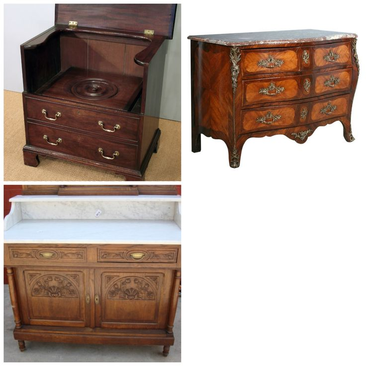 HERITAGE MILL ANTIQUES The Word Commode Can Refer