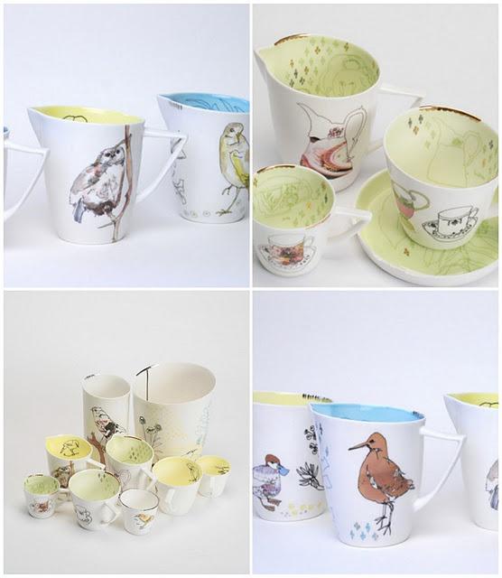 Lowri Davies ceramics