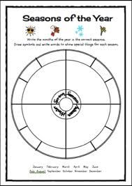 aboriginal calendar seasons activities for kids - Google Search