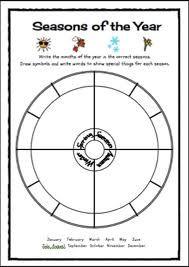 aboriginal calendar seasons activities for kids - Google Search