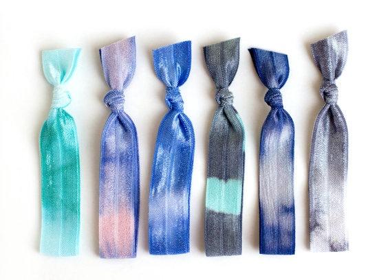 Tie Dye Hair Tie