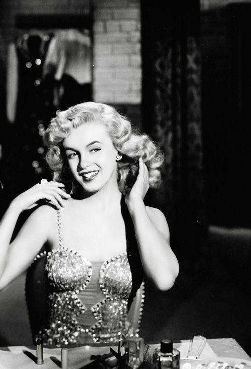 Marilyn Monroe in Ladies of the Chorus (1948).