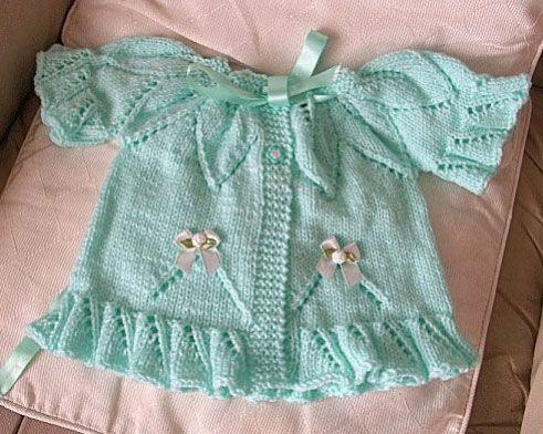 25  unique Baby cardigan knitting pattern ideas on Pinterest ...
