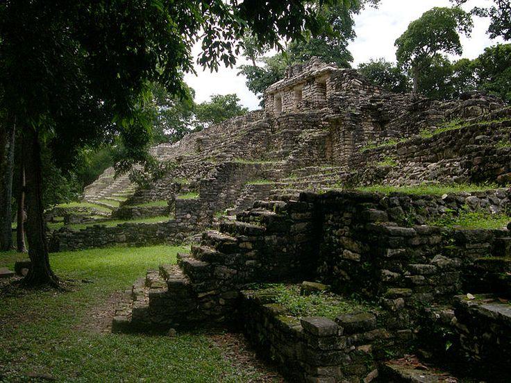 Yaxchilán, Mexico
