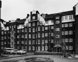 Boundary Estate - Bethnal Green 1900- Grade II listed