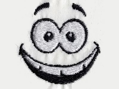 Pocket Happy Faces Machine Embroidery Designs http://www.designsbysick.com/details/pockethappyface