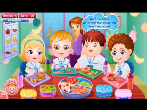 ❤️Baby Hazel Learns Vehicles | ❤️Preschool games for kids |❤️ kids games...