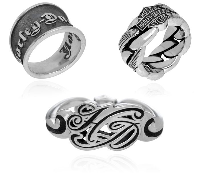 harley davidson jewelry for women | Harley-Davidson Rings