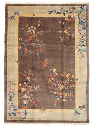 China antique Finish carpet 235x335