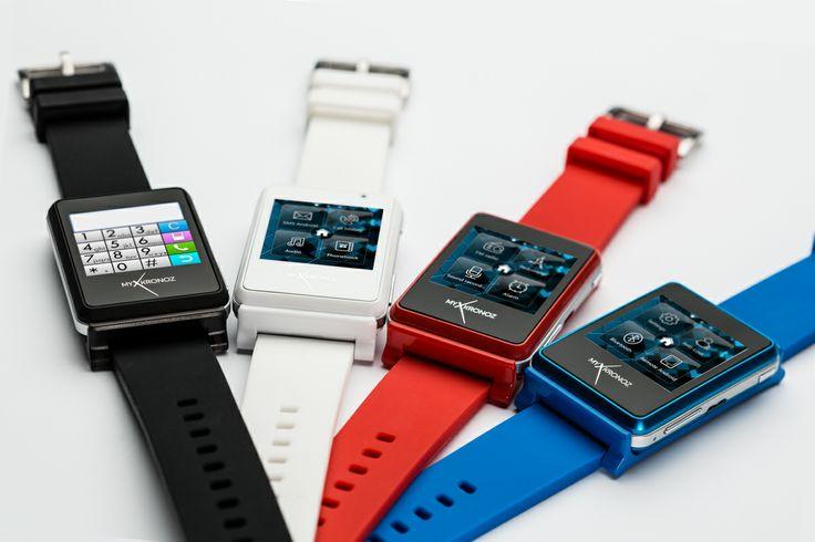 #MyKronoz #ZeNano #watch #montre #accessoire #accessory #geek #hightech #fnac