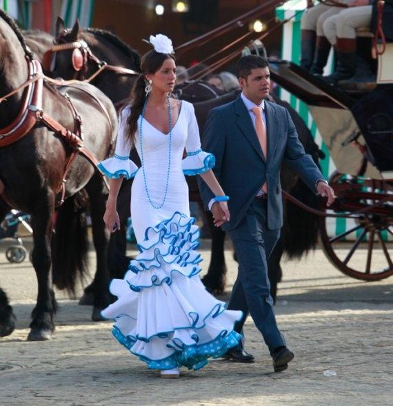 "April Fair. April Fair. ""Feria de Abril - April Fair"""