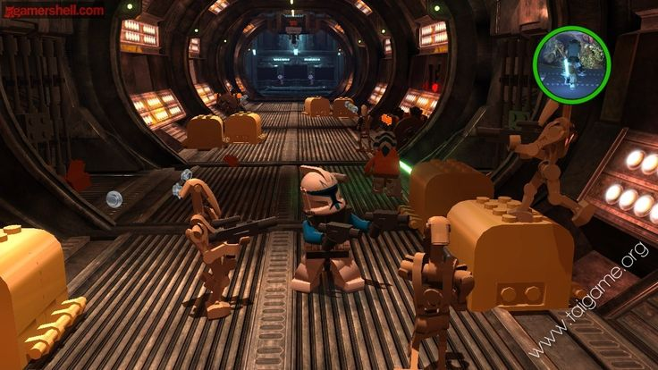LEGO Star Wars III: The Clone Wars - Tai game | Download game Hành động