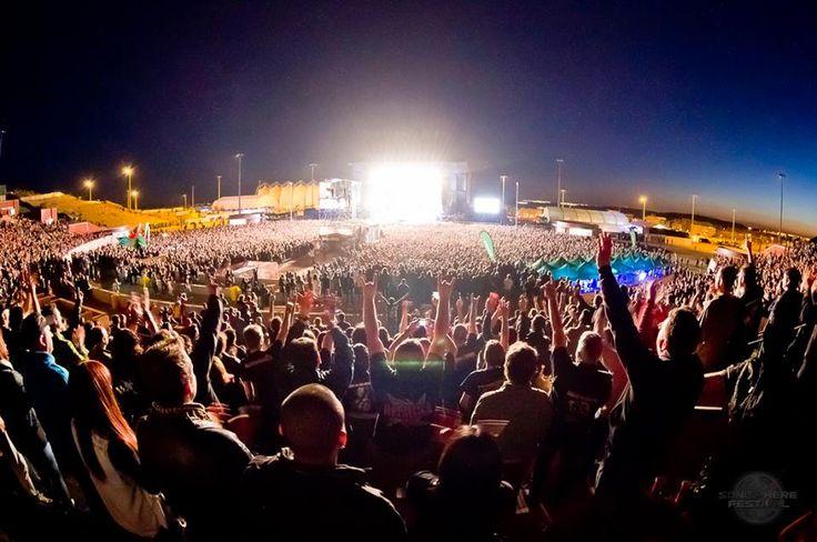 Festivales de Música España